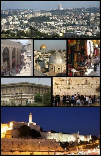 Capital of Israel - List of Capitals
